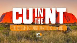 C U in the NT Advert