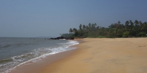 India – Thottada Beach