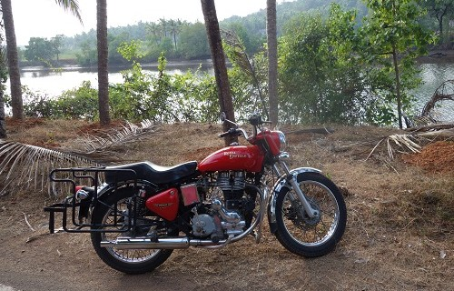 Buying a Royal Enfield Bullet in India