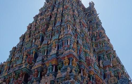 India – Madurai