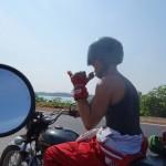 Cruising to Munnar