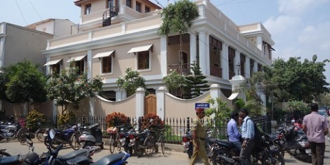India – Pondicherry