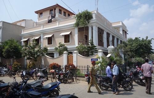 India – Pondicherry