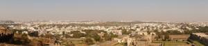Golkonda Panorama View