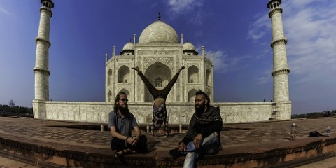 India – Taj Mahal, Agra
