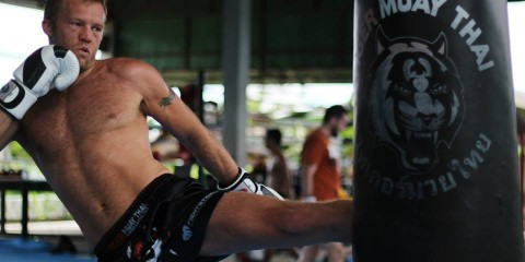 Thailand, Phuket – Training Muay Thai