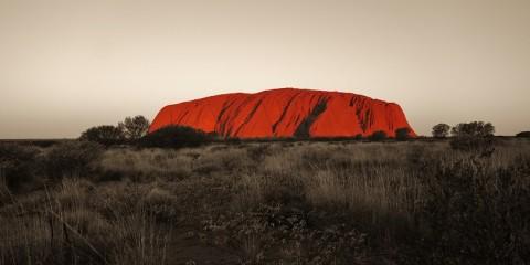 Oz – Alice Springs & Uluru (Ayers Rock)