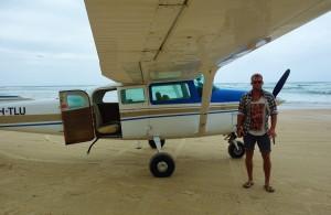 Fraser Island Flight