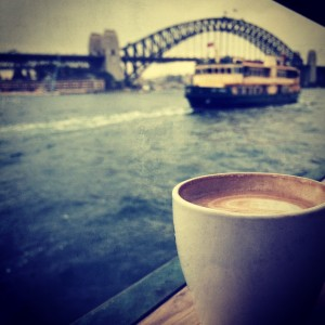 Coffee in Sydney