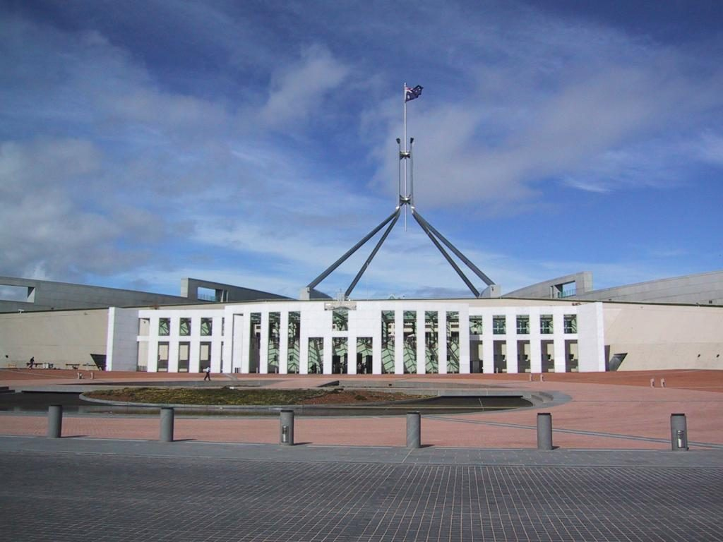 Capital Hill Canberra Australia
