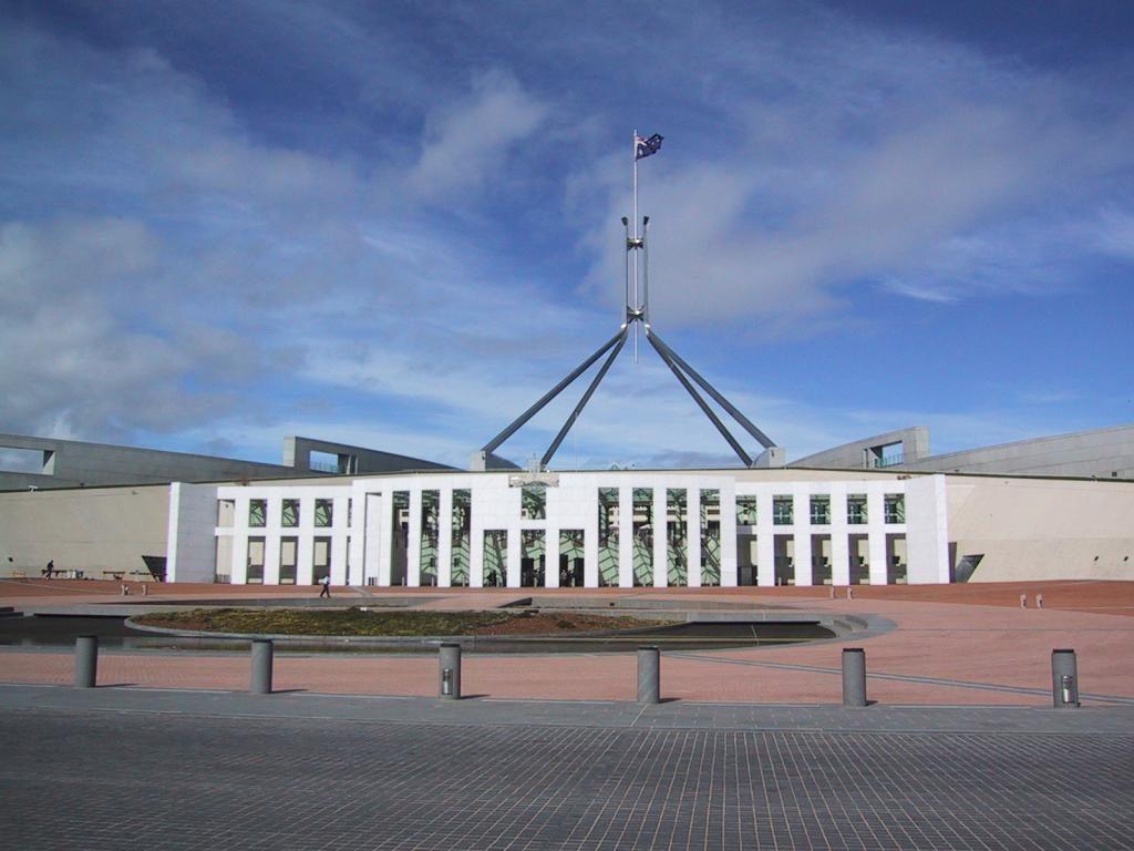 Capital Hill Canberra Australia